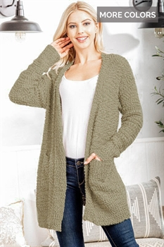 Picture of Willow Popcorn Cardigan